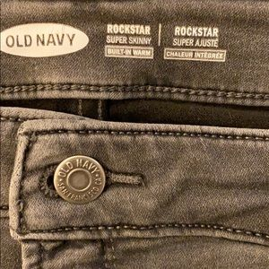 Old Navy Jeans - Lined jeans